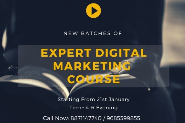Webfame Digital Marketing Cources in Raipur